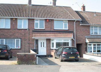 Thumbnail 3 bedroom terraced house for sale in Lampton Avenue, Hartcliffe, Bristol