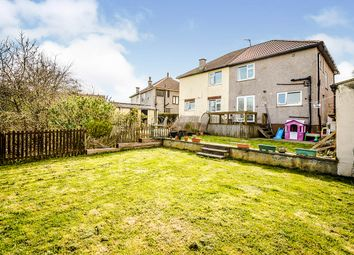 Thumbnail 3 bed semi-detached house for sale in Tinderley Grove, Almondbury, Huddersfield, West Yorkshire