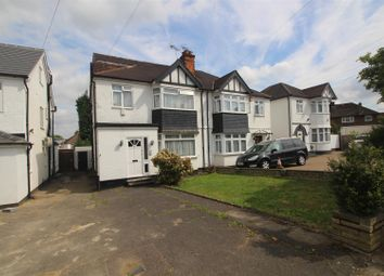 Thumbnail 4 bedroom semi-detached house for sale in Windsor Avenue, Edgware