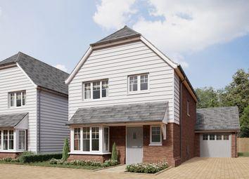 3 bed detached house for sale in Chestnut At Riverbourne, Elm Avenue, Chattenden ME3