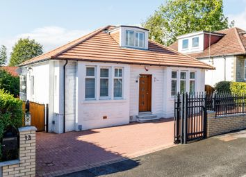 Thumbnail 4 bed detached bungalow for sale in 12 Ailsa Drive, Giffnock