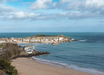 Thumbnail 2 bed flat for sale in Trelyon Avenue, St. Ives