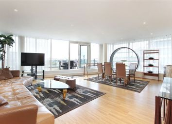 Thumbnail 3 bed flat to rent in Kingfisher House, Battersea Reach, Juniper Drive