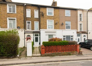 Thumbnail 5 bed town house for sale in Milton Road, Gravesend