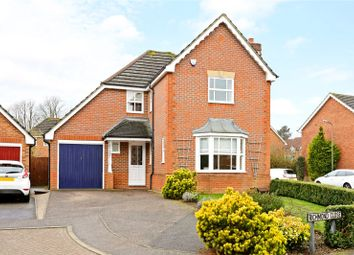 Thumbnail 4 bed detached house for sale in Richmond Close, Amersham, Buckinghamshire