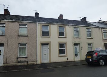 Thumbnail 2 bed terraced house to rent in Thomas Street, Briton Ferry, Neath .