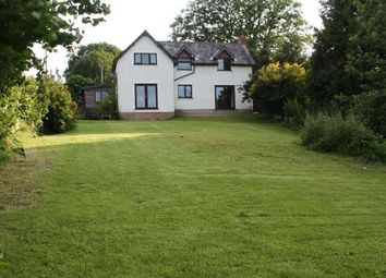Thumbnail Detached house for sale in Yardro, Presteigne