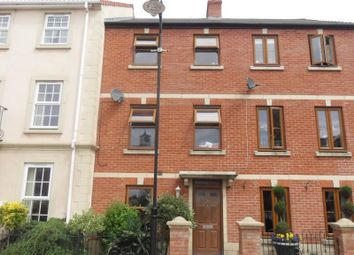 Thumbnail 4 bed terraced house to rent in Main Square, Buckshaw Village, Chorley