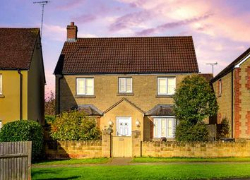 Thumbnail 4 bed detached house for sale in Phoebe Way, Swindon