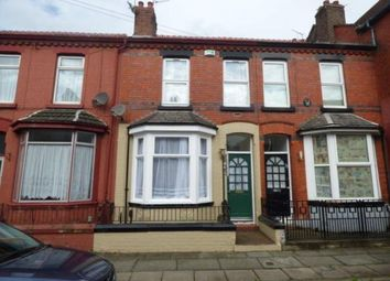 Thumbnail 3 bed terraced house for sale in Bennett Street, Liverpool, England, United Kingdom
