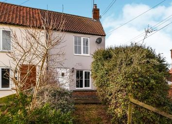 Thumbnail 4 bed end terrace house for sale in Hilgay, Norfolk