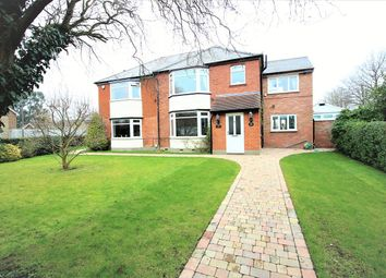 Thumbnail 5 bed detached house for sale in Cotton End Road, Wilstead, Bedford