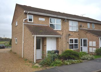 Thumbnail 2 bedroom maisonette to rent in Gresham Court, North Street, Stanground