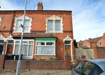 Thumbnail 3 bed end terrace house for sale in Cecil Road, Selly Park, Birmingham