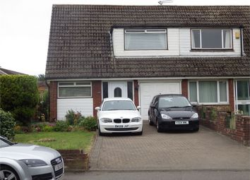 Thumbnail 3 bed detached house for sale in Whitchurch Lane, Whitchurch, Bristol