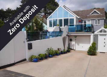 Thumbnail 3 bed flat to rent in Brownsea Road, Sandbanks, Poole