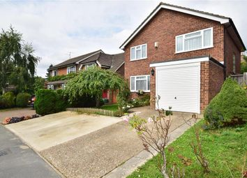Thumbnail 4 bed detached house for sale in Merlin Way, East Grinstead, West Sussex