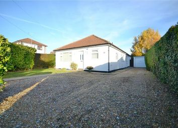 Thumbnail 3 bed detached bungalow for sale in Huntercombe Lane North, Taplow, Maidenhead