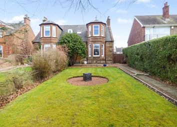 Thumbnail 4 bed semi-detached house for sale in Mansewell Road, Prestwick, South Ayrshire