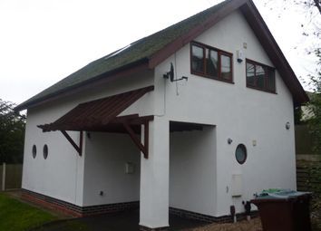 Thumbnail 3 bed detached house to rent in Mapperley Rise, Mapperley, Nottingham