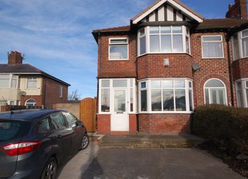 3 bed end terrace house for sale in Harris Avenue, Blackpool FY1