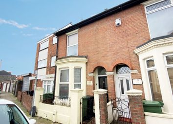 Thumbnail 3 bed terraced house to rent in Stansted Road, Southsea