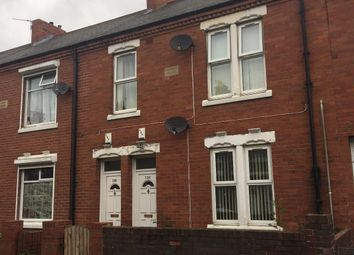 Thumbnail 2 bed flat to rent in Plessey Road, Newsham, Blyth