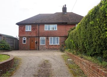 Thumbnail 3 bed semi-detached house for sale in Bodiam Road, Sandhurst