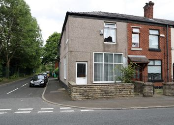 Thumbnail 3 bed end terrace house for sale in Queens Park Road, Heywood