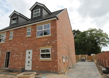 Thumbnail 4 bed semi-detached house for sale in Plot 3, Westfield Lane, South Elmsall, Pontefract