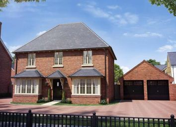 Thumbnail 4 bedroom detached house for sale in Buckton Fields, Northampton