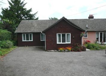 Thumbnail Detached bungalow to rent in Far Willow, Welsh Street, Chepstow