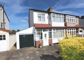 Thumbnail 3 bedroom semi-detached house for sale in Harrow Road, Carshalton