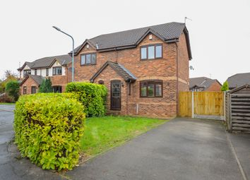 Thumbnail 2 bed semi-detached house for sale in Fernwood Close, Hasland, Chesterfield