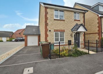 Thumbnail 3 bed link-detached house for sale in Cherry Tree Road, Harwell, Didcot