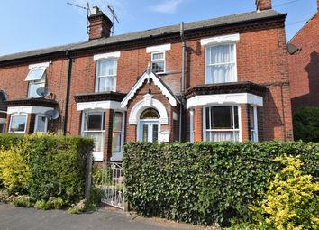Thumbnail 2 bed semi-detached house for sale in Kerrison Road, Norwich