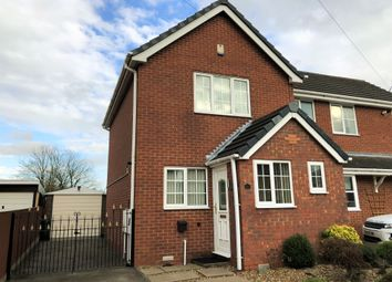 Thumbnail 2 bed semi-detached house to rent in 65 Abbey Lane, Stoke-On-Trent, Staffordshire
