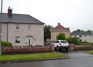 Thumbnail 2 bed semi-detached house for sale in Milnwood Drive, Bellshill