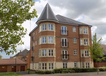Thumbnail 2 bed flat for sale in Egdon Close, Swindon
