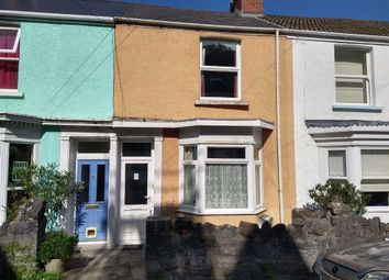 Thumbnail 2 bedroom terraced house for sale in Overland Road, Mumbles, Swansea