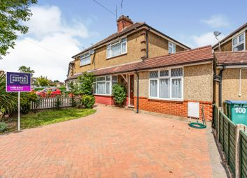 2 bed semi-detached house for sale in Briar Road, Watford WD25