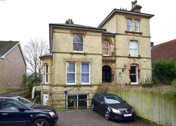 Thumbnail 1 bed maisonette for sale in London Road, Southborough, Tunbridge Wells, Kent