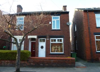 2 bed semi-detached house to rent in Lorland Road, Cheadle Heath, Stockport SK3