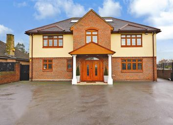 Thumbnail 7 bed detached house for sale in Manor Road, Chigwell, Essex