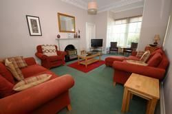 Thumbnail 4 bedroom flat to rent in Warrender Park Terrace, Meadows, Edinburgh
