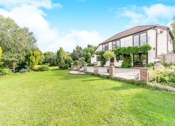 Thumbnail 5 bedroom detached house for sale in Great Wenham, Colchester, Suffolk