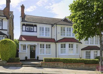 Thumbnail 5 bed semi-detached house for sale in The Chine, Grange Park, London