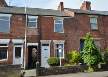 Thumbnail 3 bed semi-detached house for sale in Ashfield Road, Hasland, Chesterfield