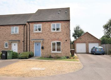Thumbnail 4 bed detached house for sale in Hunts Field Drive, Gretton, Corby