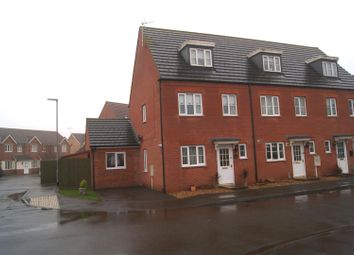 Thumbnail 3 bed terraced house for sale in Greenwich Avenue, Holbeach, Spalding